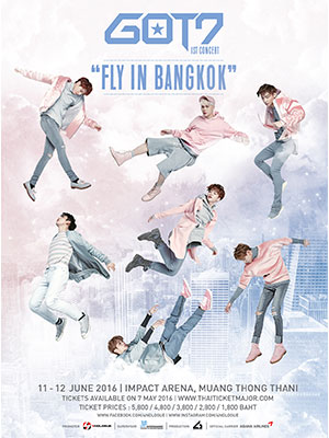 got7-1st-concert-fly-in-bangkok-2016-poster